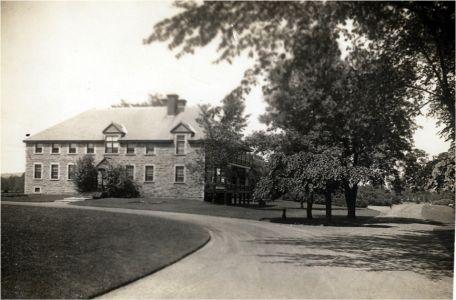Le pavillon Burgess de l'hôpital Douglas